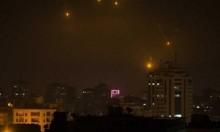 """إيران: """"القبة الحديدية فشلت باعتراض الصواريخ"""""""