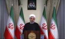 """روحاني: """"أمام الأوروبيين فرصة محدودة للتعويض عن الانسحاب الأميركي"""""""