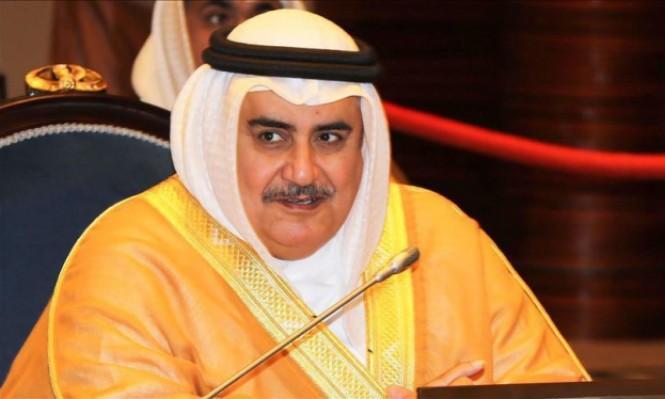 وزير بحريني يبرر الهجوم الإسرائيلي في سورية