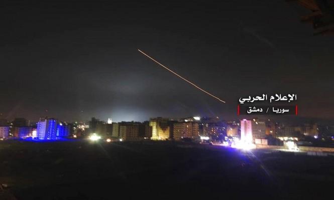 إسرائيل نسّقت مع الروس وتزعم: الدفاعات الجوية السورية سبب توسيع الغارات