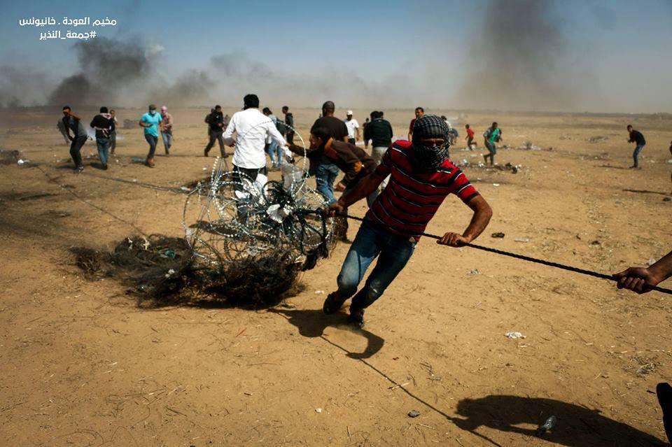 """""""جمعة الإعداد والنذير"""": شهيد و731 إصابة منها 10 خطيرة و3 حرجة جدا"""