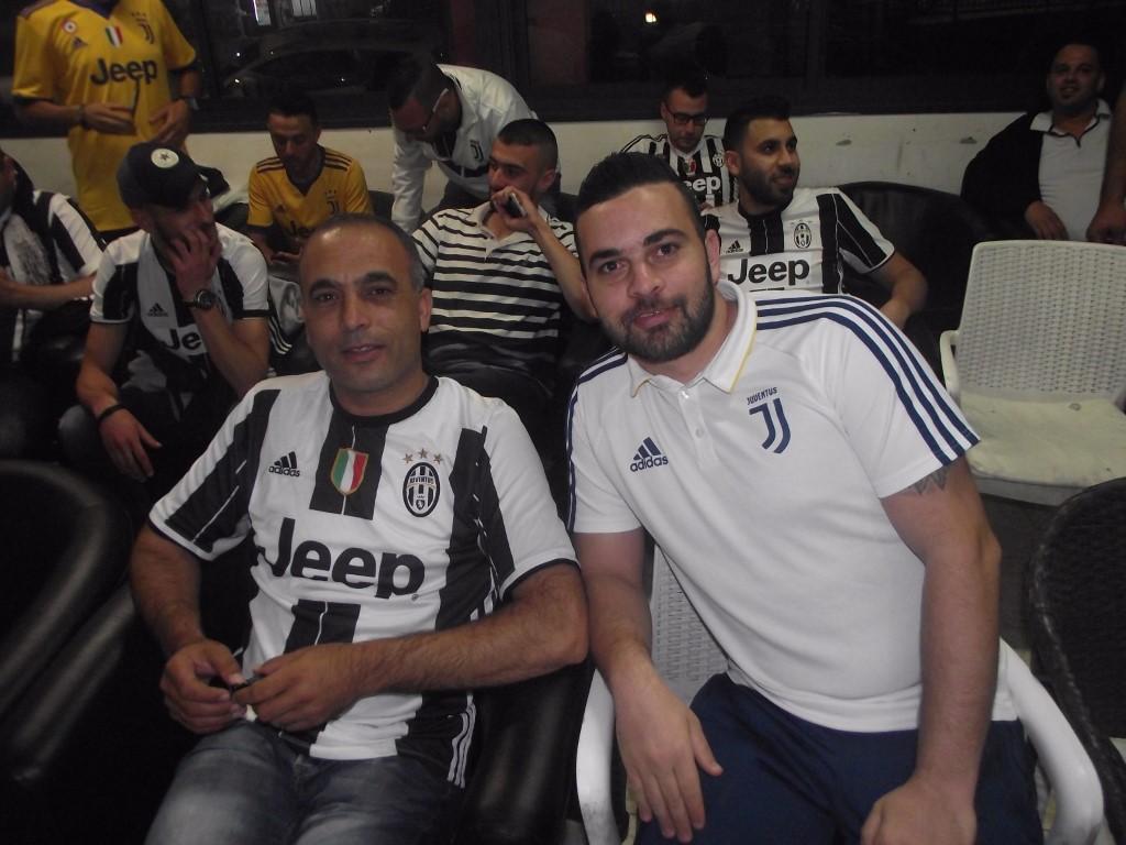 انطلاق رابطة مشجعي يوفنتوس في الداخل الفلسطيني