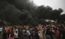 15 إصابة برصاص الاحتلال والغاز في غزة