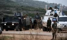 يونيفيل: لا توتر على الحدود بين لبنان وإسرائيل