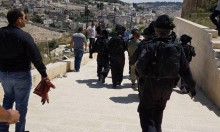 قوات الاحتلال تعتدي على الصحافيين بالقدس المحتلة