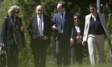 فرنسا ترفض العقوبات الأميركية على شركات أجنبية في إيران
