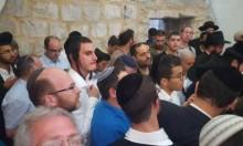 مواجهات بنابلس واقتحام 6 آلاف مستوطن لقبر يوسف