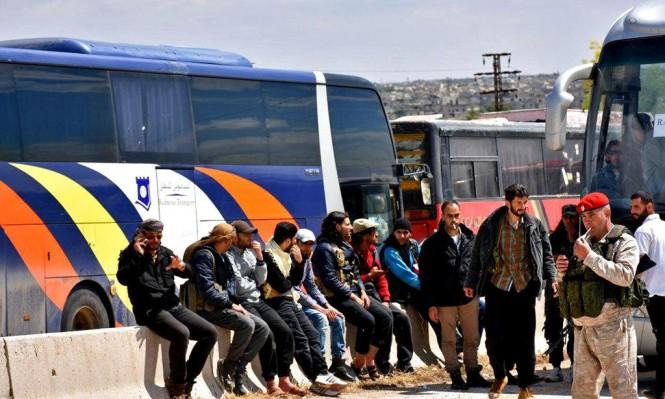 ريف حمص: الأهالي يستعدون للتهجير رغم المخاوف من اعتداءات