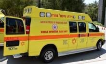 الرملة: إصابة خطيرة لشاب بإطلاق نار