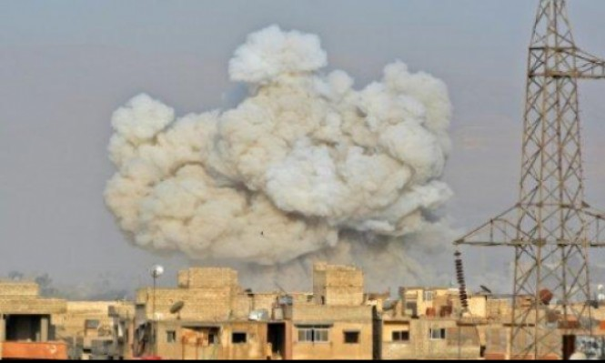سورية: 143 قتيلا في اشتباكات داعش وقوات النظام