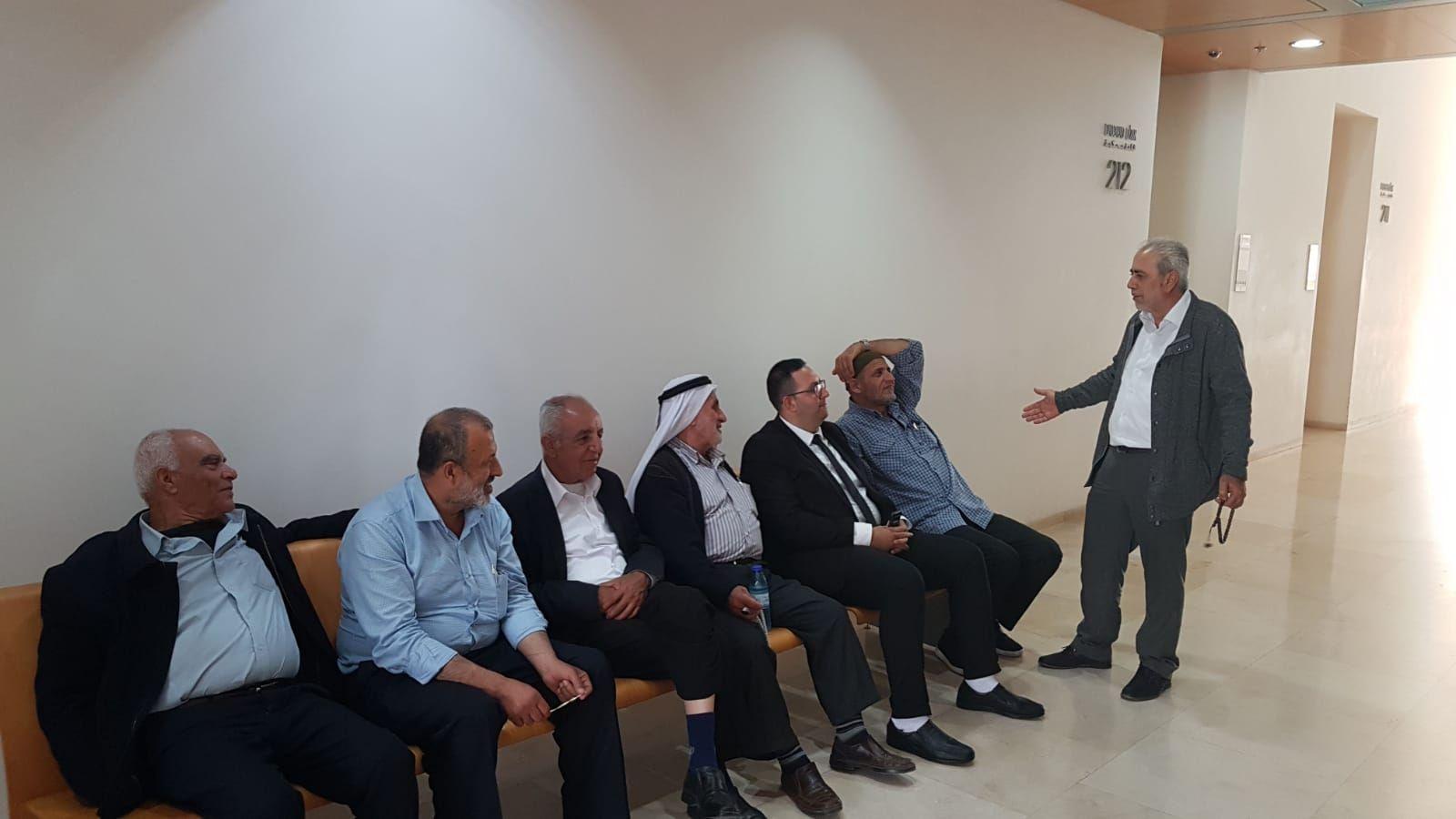 استئناف الاستماع للشهود في محاكمة الشيخ رائد صلاح
