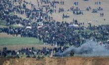 """حماس: القصف الإسرائيلي محاولة لمنع المشاركة في """"مسيرات العودة"""""""