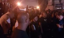 يافا: مواجهات مع الشرطة تصديًا لمحاولة نبش مقبرة إسلامية