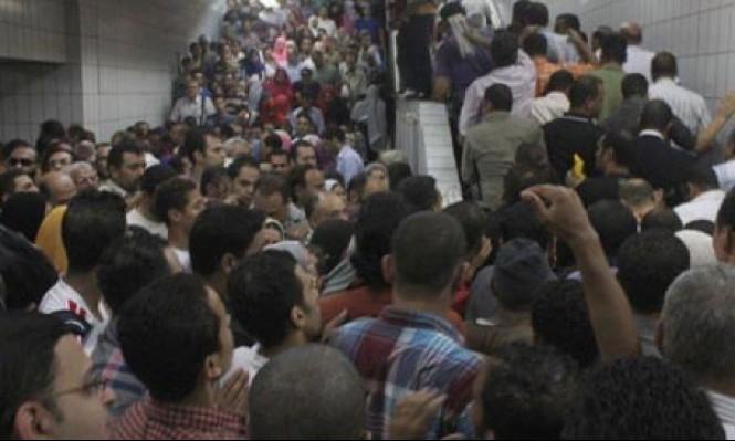 """""""#المترو"""": الصيغة الافتراضية لاحتجاجات الشارع المصري"""