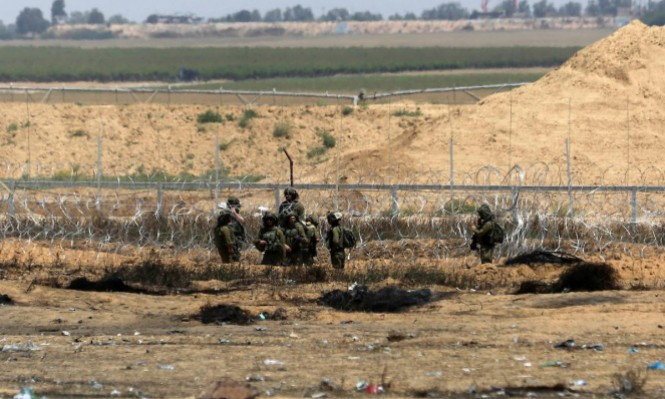 الاحتلال يتحضر للقمع: حظر الطيران المدني فوق قطاع غزة