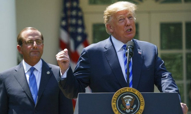 """القناة العاشرة: الإدارة الأميركية قد تطرح """"صفقة القرن"""" خلال احتفال نقل السفارة"""
