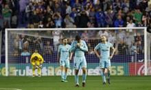 ما أسباب سقوط برشلونة أمام ليفانتي؟