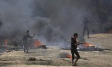مجزرة  مسيرة العودة الكبرى: 55 شهيدًا و2771 مصابا