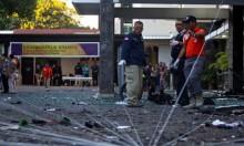 إندونيسيا: إصابة أفراد شرطة بانفجار سيارة في مدينة سورابايا