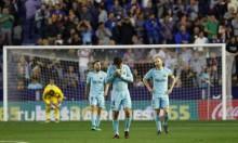 ليفانتي يحطم آمال برشلونة بهزيمة قاسية