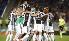 يوفنتوس بطلا للدوري الإيطالي للسنة السابعة تواليا