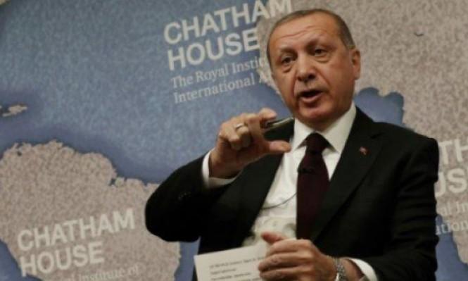 إردوغان: واشنطن خسرت دور الوسيط بنقل سفارتها إلى القدس