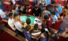 قطاع غزة يشيع شهداء مجزرة مسيرة العودة الكبرى