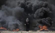 """""""الفلسطينيون ما زالوا هنا وسينهضون في اليوم التالي"""""""