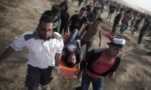 غزة: 108 شهداء و12 ألف إصابة منذ بداية مسيرات العودة