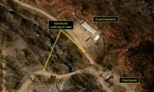 """""""تقدم جيد"""" في تفكيك موقع التجارب النووية الكورية الشمالية"""