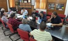 مجد الكروم: اجتماع تحضيري للمظاهرة المناصرة لغزة اليوم
