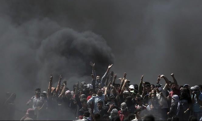 الأمم المتحدة: أي متظاهر بغزة معرض للقتل بالرصاص