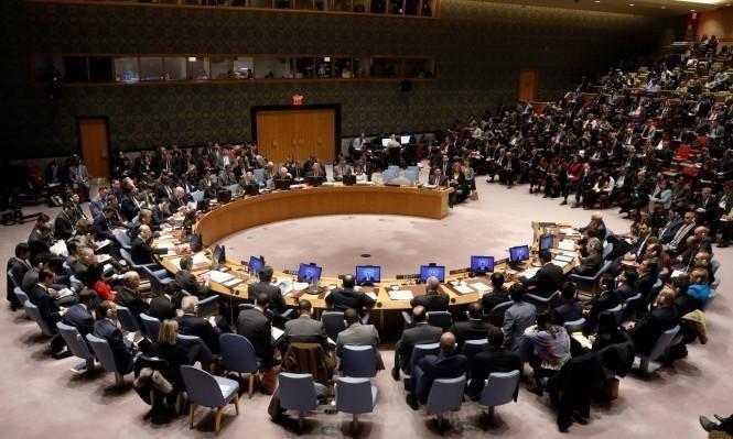 """ثلثا أعضاء مجلس الأمن """"قلقون"""" من استمرار الاستيطان"""