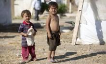 ربعهم من سورية: عدد النازحين الأعلى منذ 10 سنوات