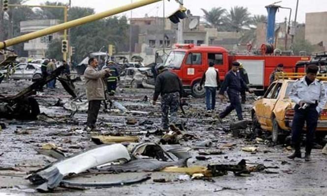 العراق: قتلى وجرحى بتفجير انتحاري داخل مجلس عزاء