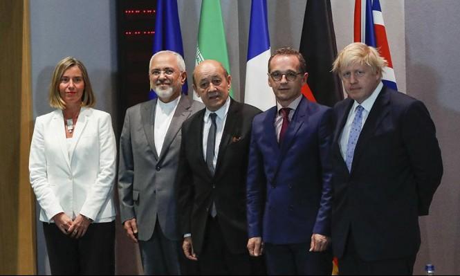 ظريف يبدي تفاؤلا بالجهود الأوروبية لإنقاذ الاتفاق النووي
