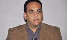 اعتقال شادي الغزالي حرب أحد نشطاء ثورة 25 يناير