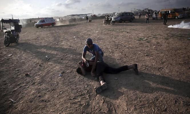 """مطالبة """"العليا"""" إصدار قرار نهائي بالتماس حظر إطلاق النار على المتظاهرين"""
