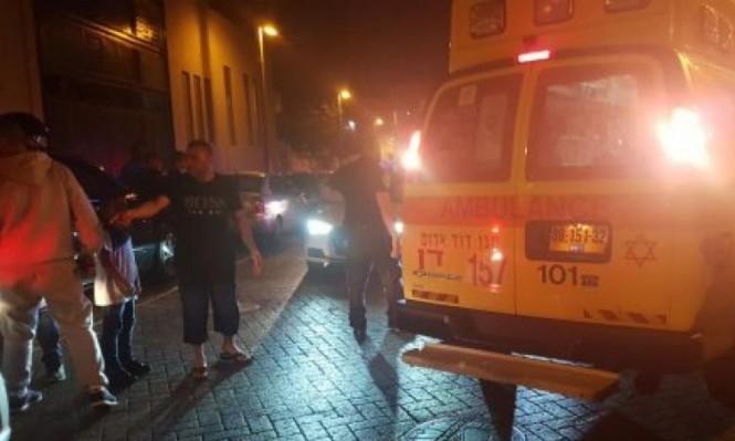 إصابة شاب من كفر قاسم في جريمة إطلاق نار بتل أبيب