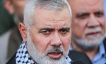 هنية: نشهد خطوات جادة على طريق رفع الحصار عن غزة