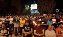 رمضان في القدس: أجواء إيمانية وحزن على مجزرة غزة