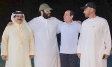 قادة دول حصار قطر اجتمعوا بضيافة السيسي قبل أيام