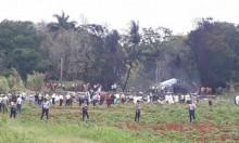 تحطم طائرة ركاب كوبية ومصرع أكثر من 100 راكب