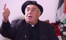الأب مسلم يدعو لعصيان مدني على السلطة حتى تفك الحصار عن غزة