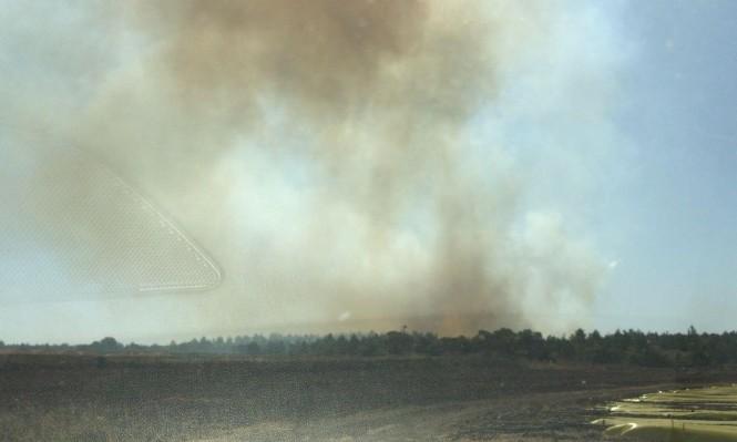 موجة الحر الشديد تتسبب باندلاع حرائق في مختلف أنحاء البلاد