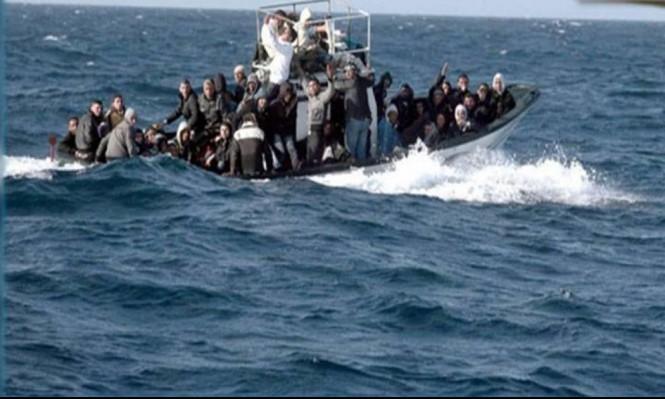 اتهام قائدي سفينتين بقضية غرق 46 مهاجرا في تونس