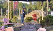 أفغانستان: مقتل 8 وإصابة 45 في دورة كأس رمضان