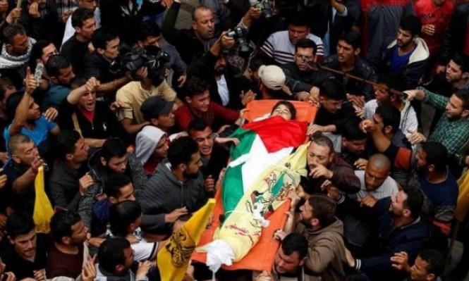 استشهاد 3 فلسطينيين متأثرين بجراحهم بمليونية العودة