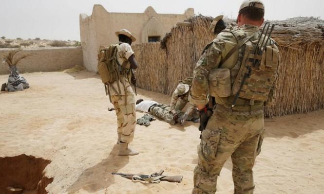 مقتل 17 مدنيا بهجوم مسلح غرب النيجر