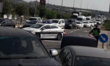 6 إصابات في حادث طرق قرب طمرة